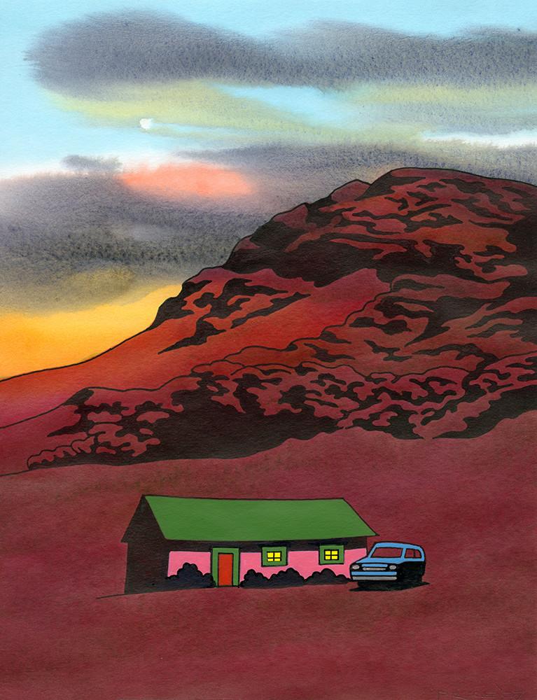 Daydream of the Legendary Hut