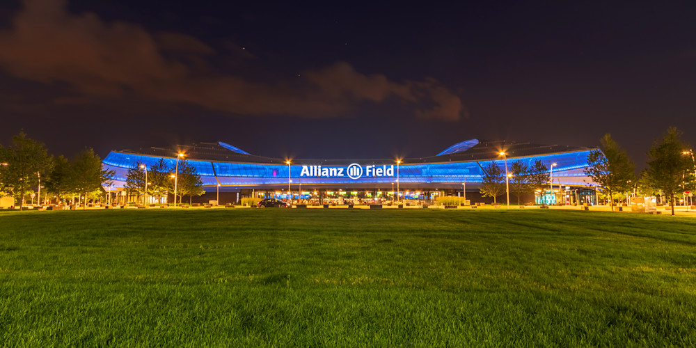 Allianz Field Saint Paul - Soccer Stadium Pictures | William Drew Photography