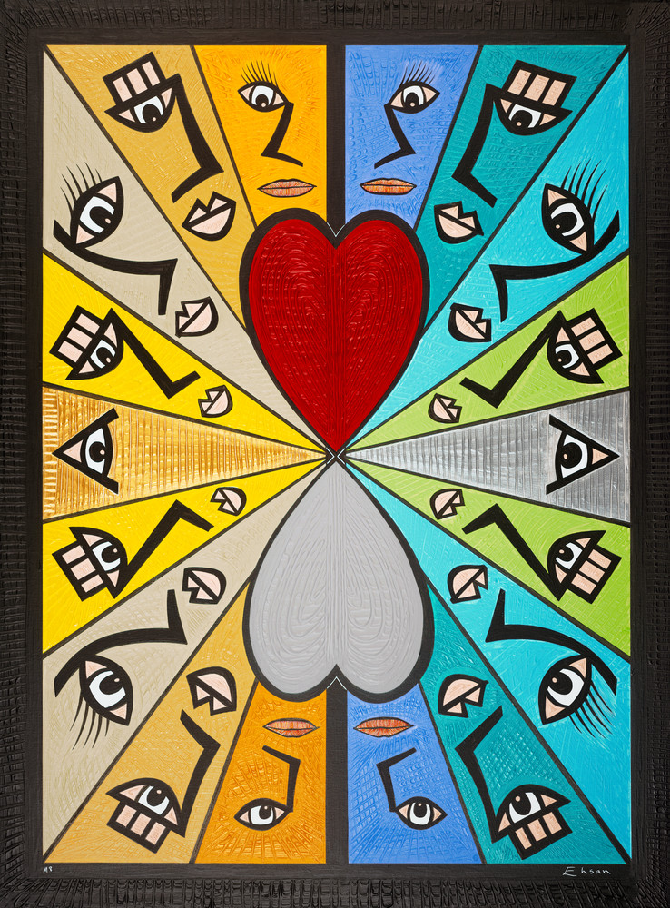 M8. Heart To Heart Art | Visions by Ehsan