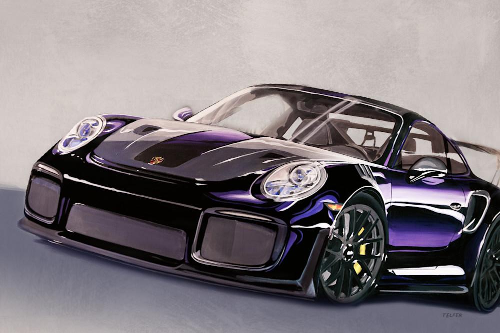 GT2RS Black