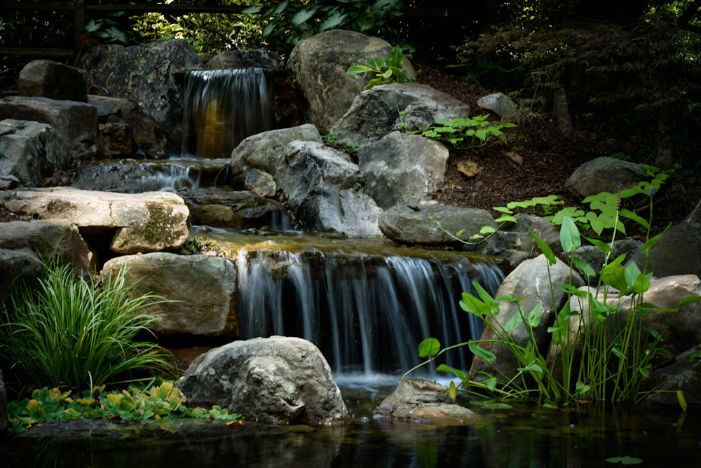 Waterfall Photography Art | Colin Hocking Photography