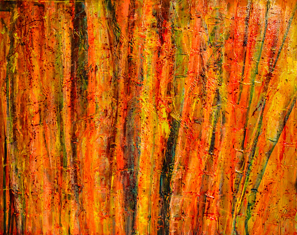 Bamboo Art | simon campbell