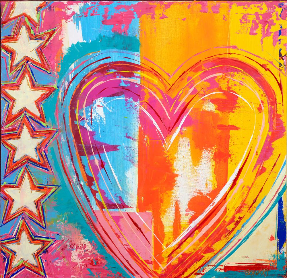 Heart  Art | benbonart