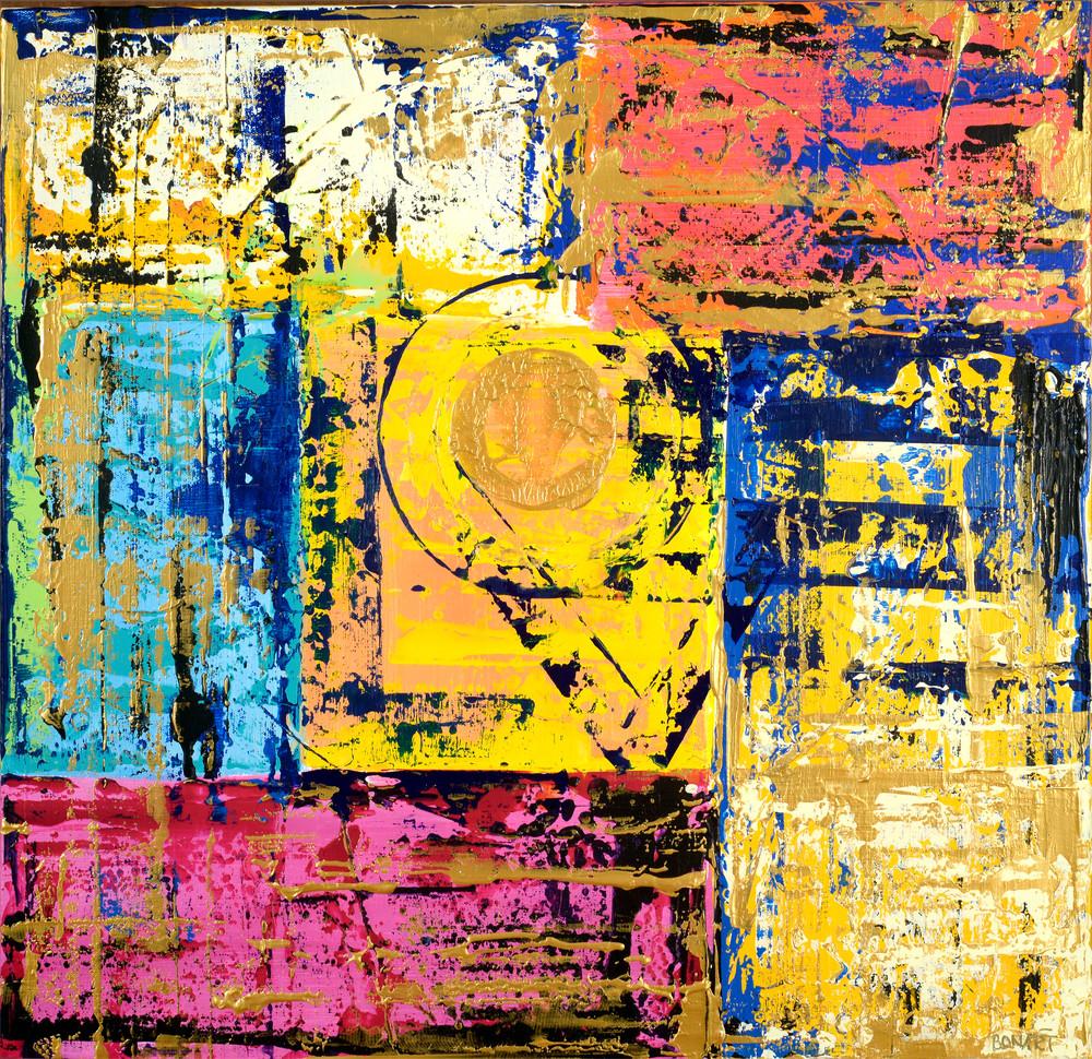 Love Quilt  Art | benbonart