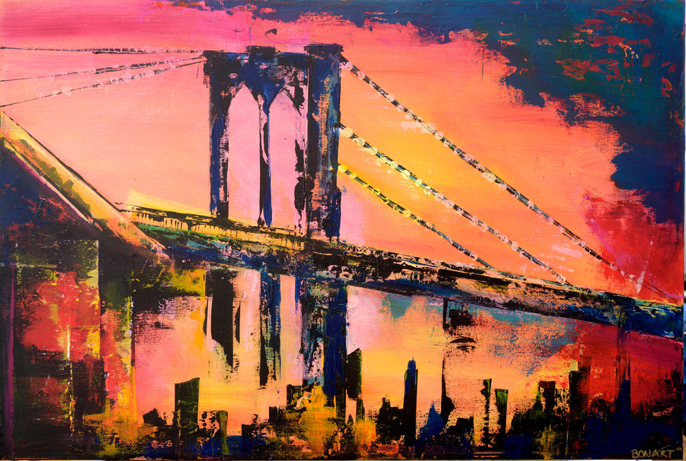 Brooklyn Bound  Art | benbonart