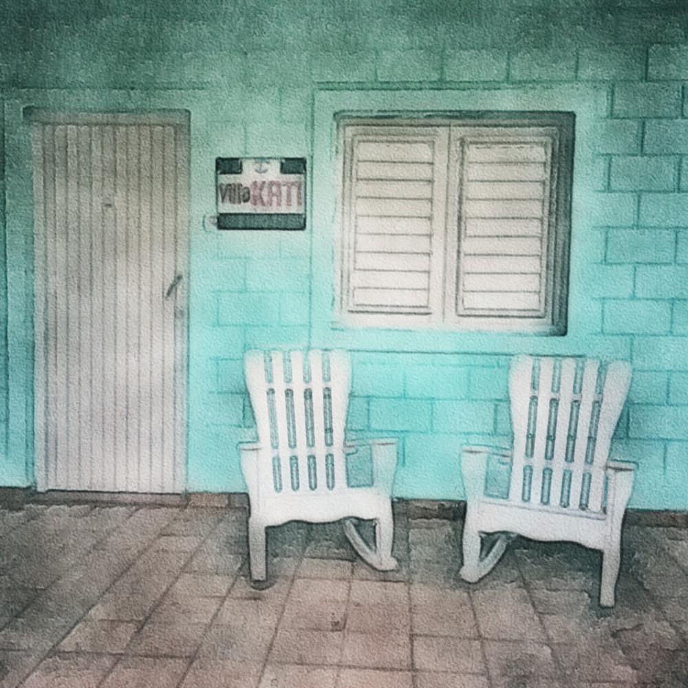 Casa Front Porch Art   photographicsart