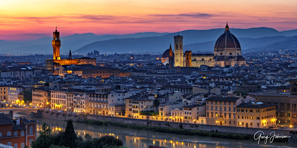 Florence, Italy Photography Art | Gary Johnson Photography
