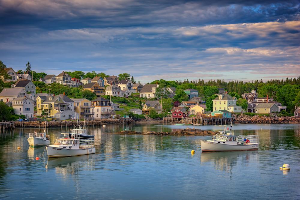 Stonington Harbor | Shop Photography by Rick Berk