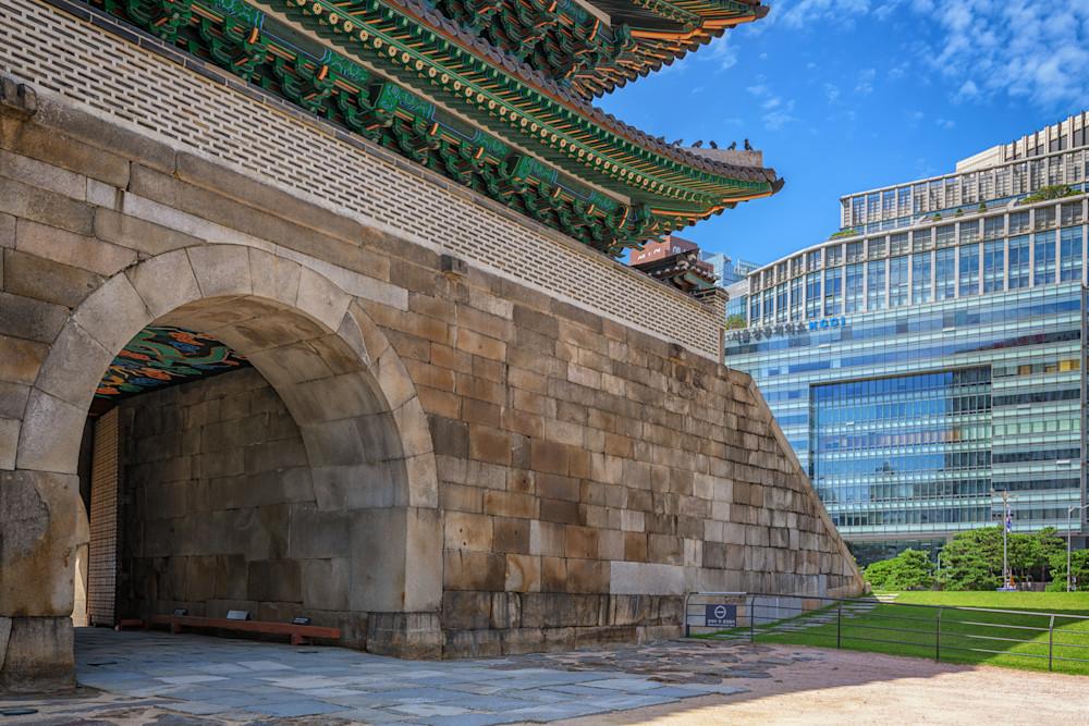 Sungnyemun Gate   Shop Photography by Rick Berk