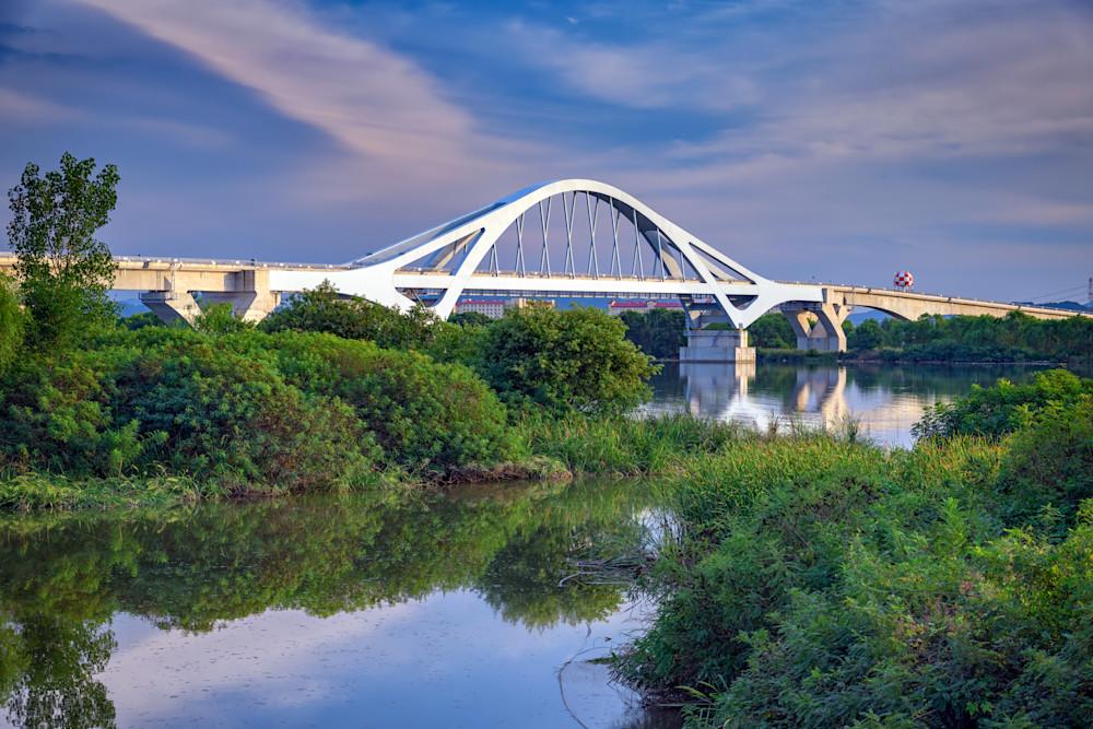 Gyopo Bridge   Shop Photography by Rick Berk