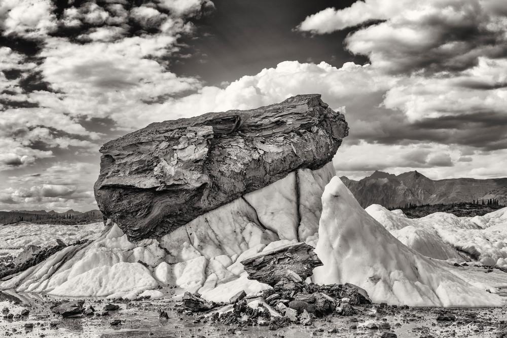 Matanuska Glacier Geology