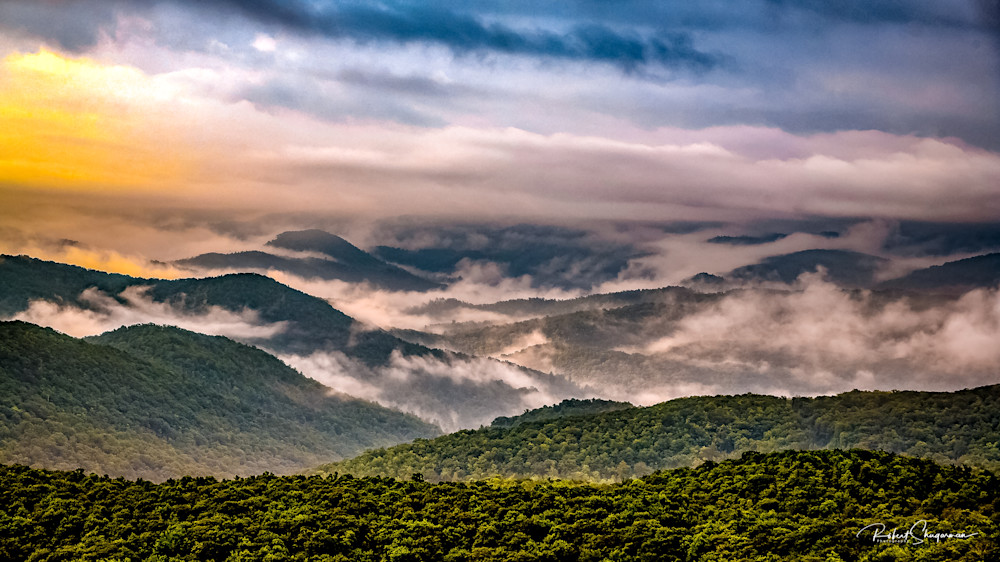 Clouds Rise with the Sun | Shop Prints | Robert Shugarman Photography