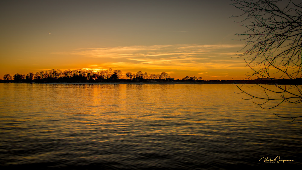 LKN Sunset | Shop Prints | Robert Shugarman Photography
