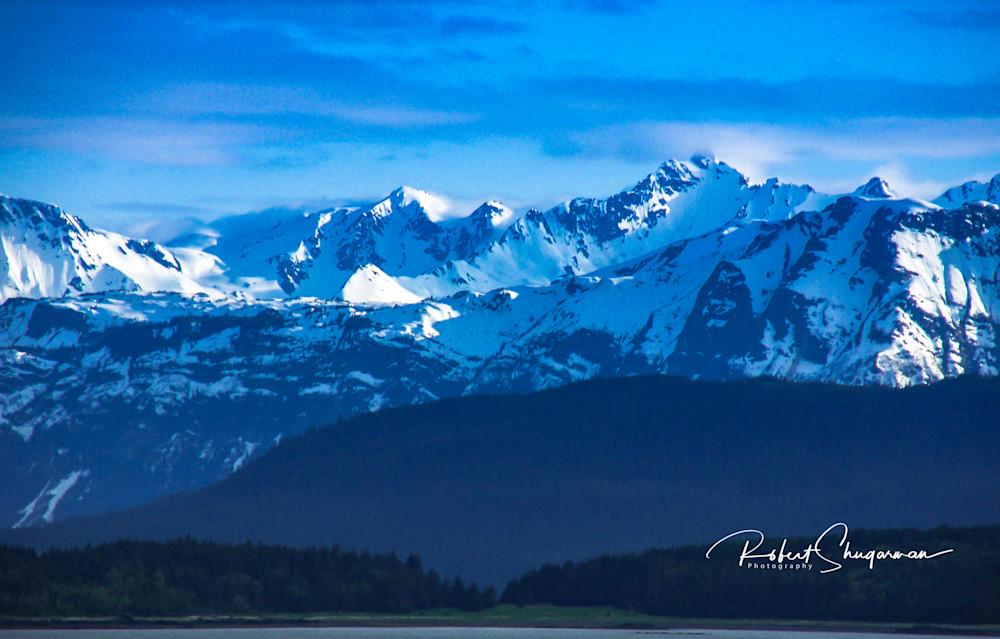 Alaska Mountains | Shop Prints | Robert Shugarman Photography