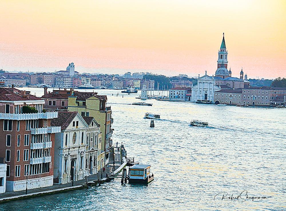 Dawn in Venice | Shop Prints | Robert Shugarman Photography