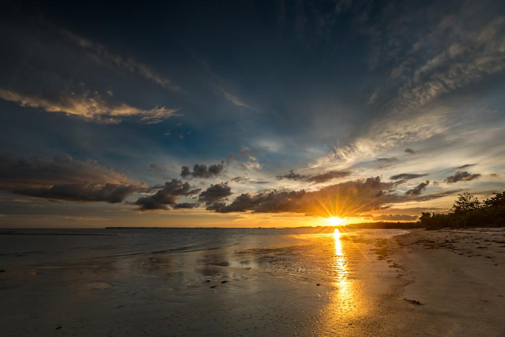 Cross Light Sunset Photography Art | Gingerich PhotoArt