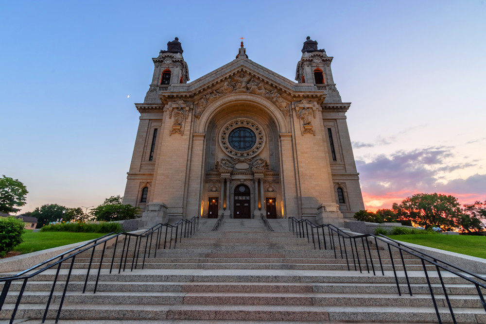 Heavenly Cathedral of Saint Paul - Pictures of Minnesota | William Drew Photography