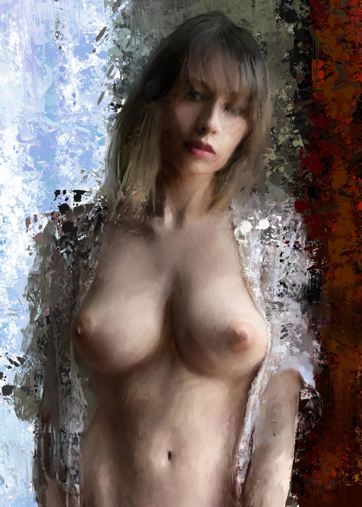 Open Lacy Top by Eric Wallis.