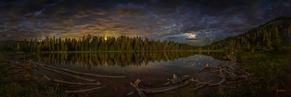 In the Moment- Cove Lake