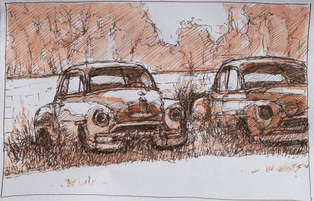 Los Dos Chevys