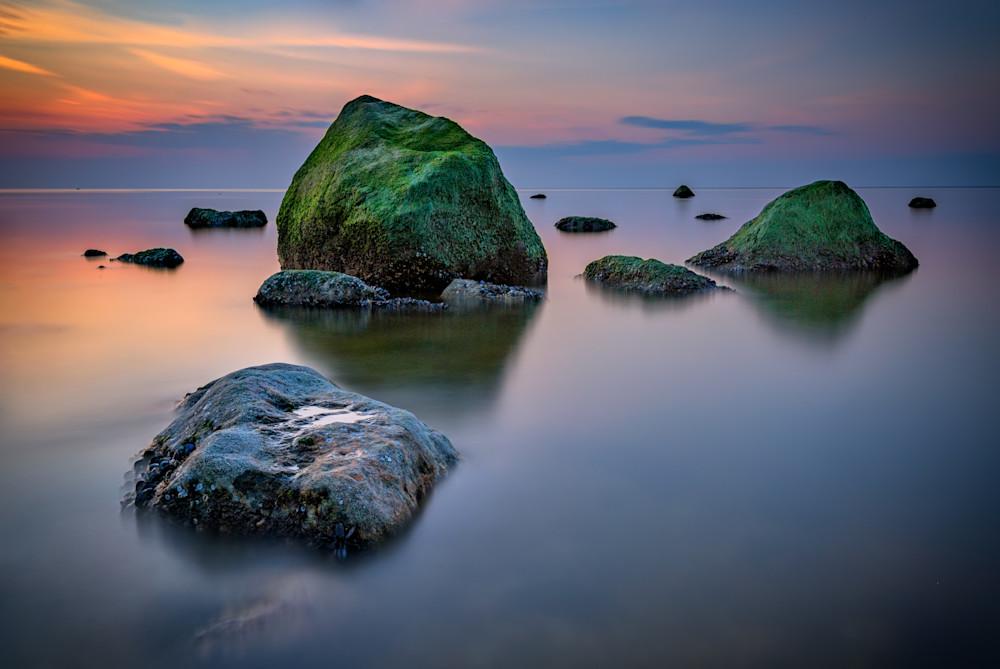 Dusk on Long Island Sound | Shop Photography by Rick Berk
