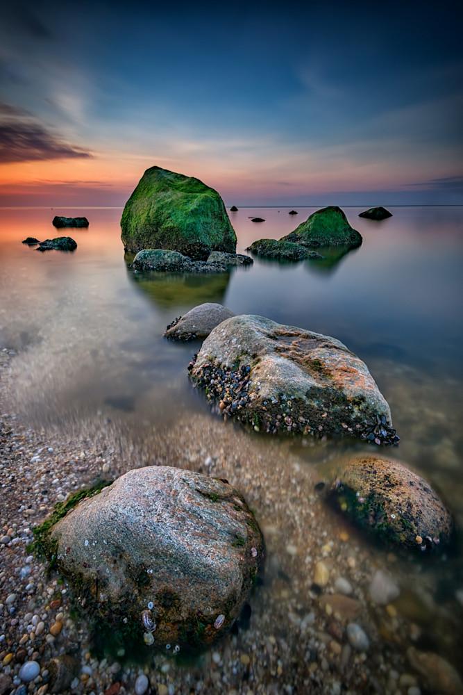 Quiet Long Island Sound | Shop Photography by Rick Berk