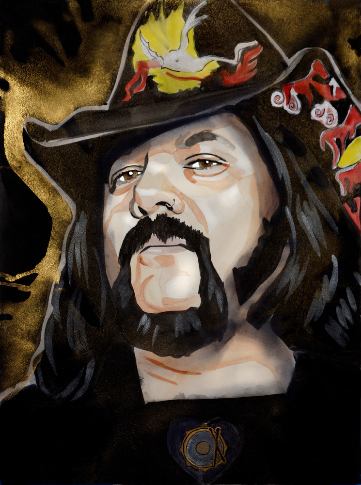 Vinnie Paul Art | William K. Stidham - heART Art