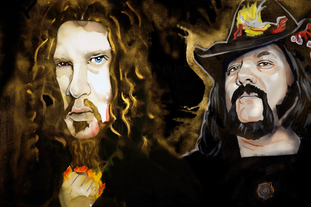 DIME AND VINNIE PAUL