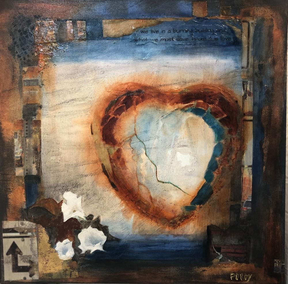 Love In Hard Times Art   PoroyArt