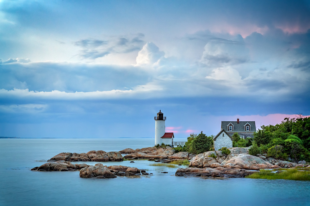 Storm Clouds Gather at Annisquam | Shop Photography by Rick Berk