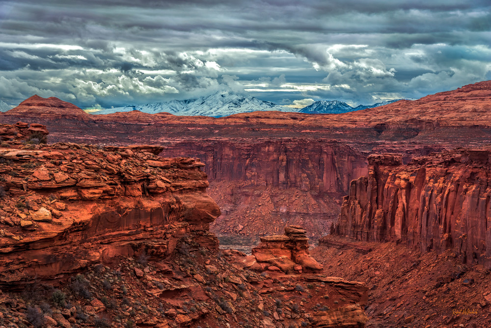 Canyons and Peaks