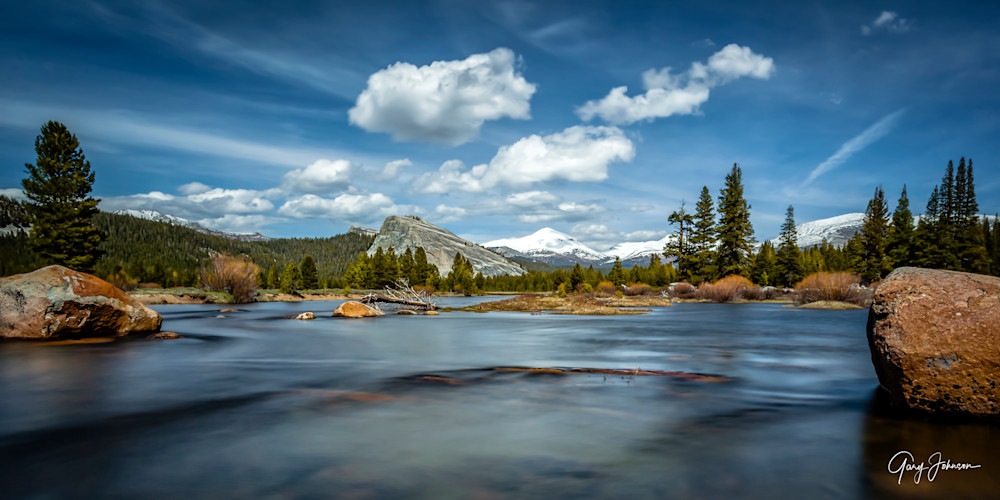Tuolumne River Photography Art | Gary Johnson Photography