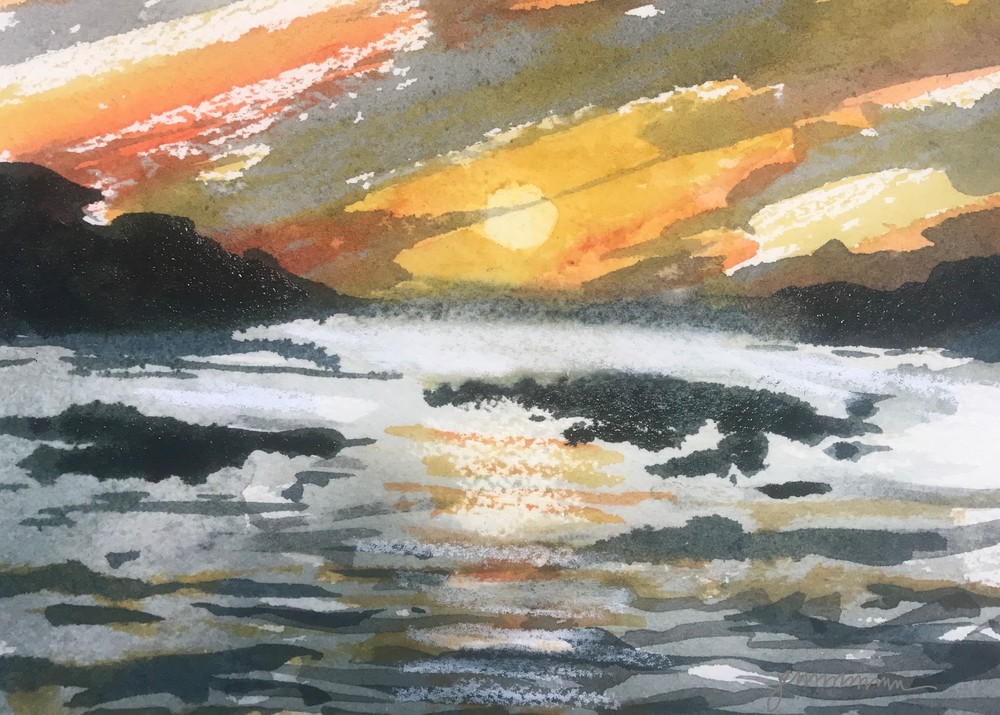 Sunset Winslow