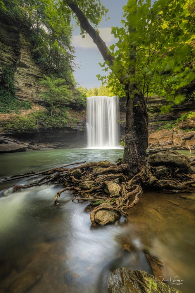 Greeter Falls - Tennessee