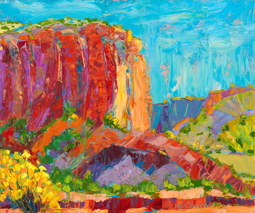 Sticcato Of Morning Light Art | Fine Art New Mexico