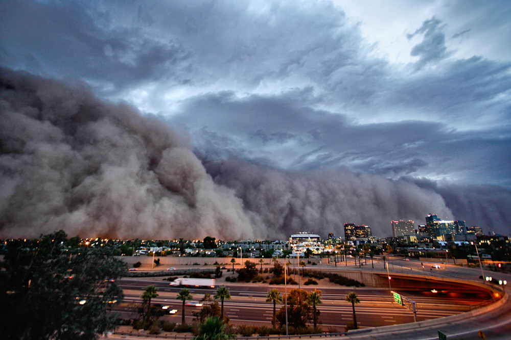 The July 5th Haboob