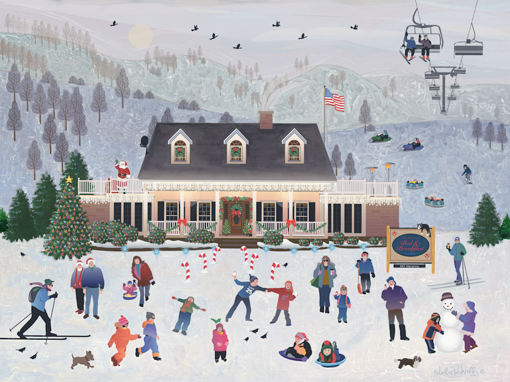 Holiday Fun and winter escapes with Limited Edition Prints