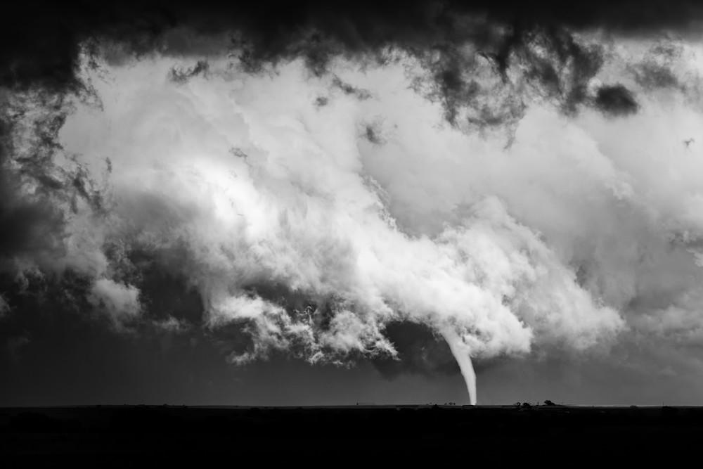Tornado near Connorville