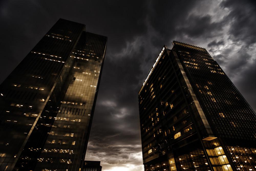 Towers in Phoenix