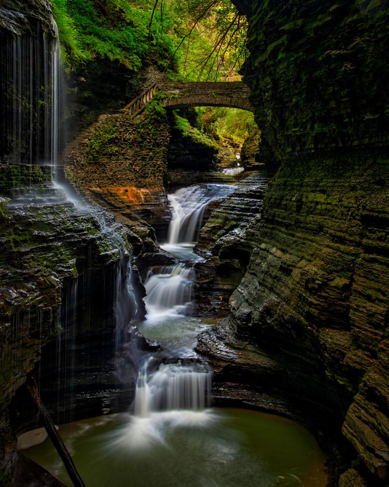 Watkins Glen Gorge photography prints