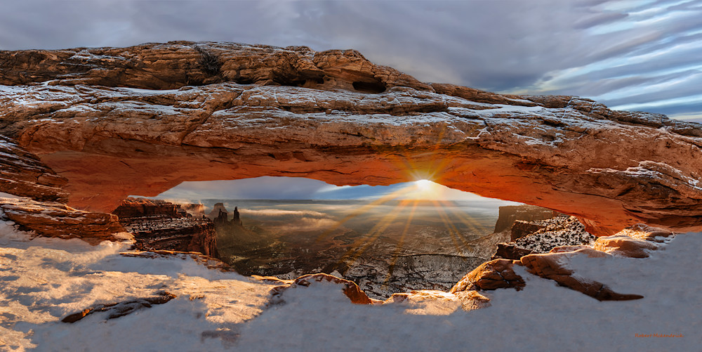 Mesa Arch-Winter Solstice