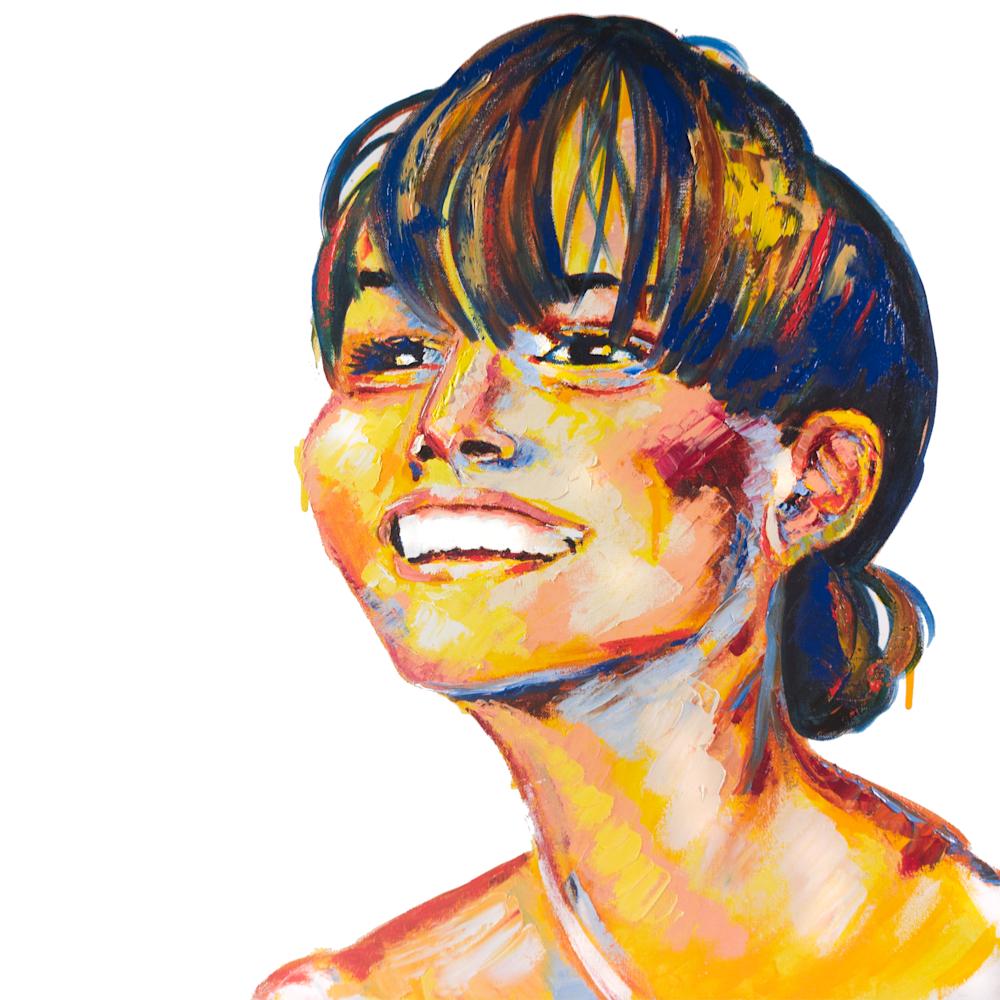 Joy (Print Reproduction) Art | Becca Fox Art