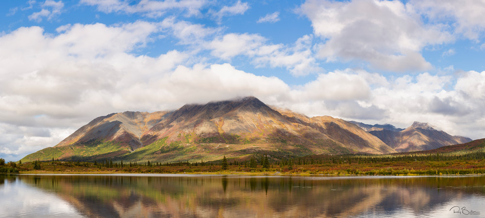 Clearwater Mountains Panorama Photography Art | Ray Bulson Photography