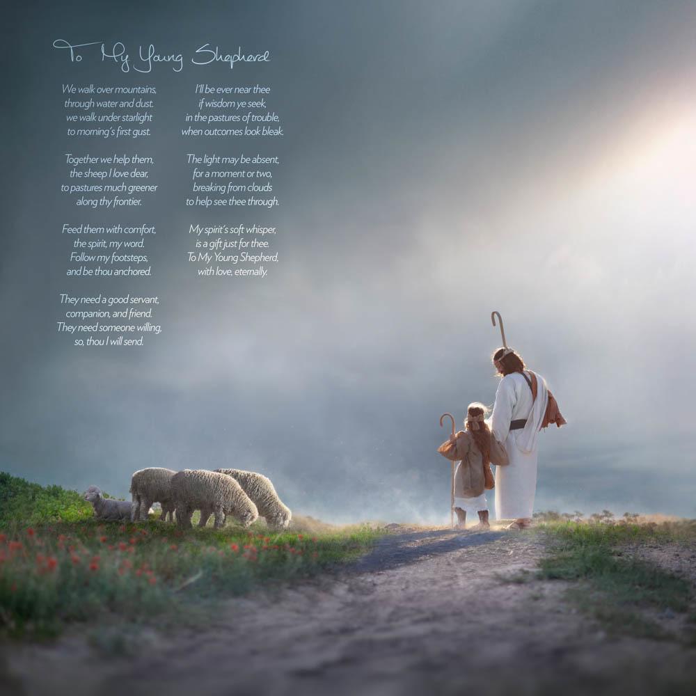 My Young Shepherd - Poem