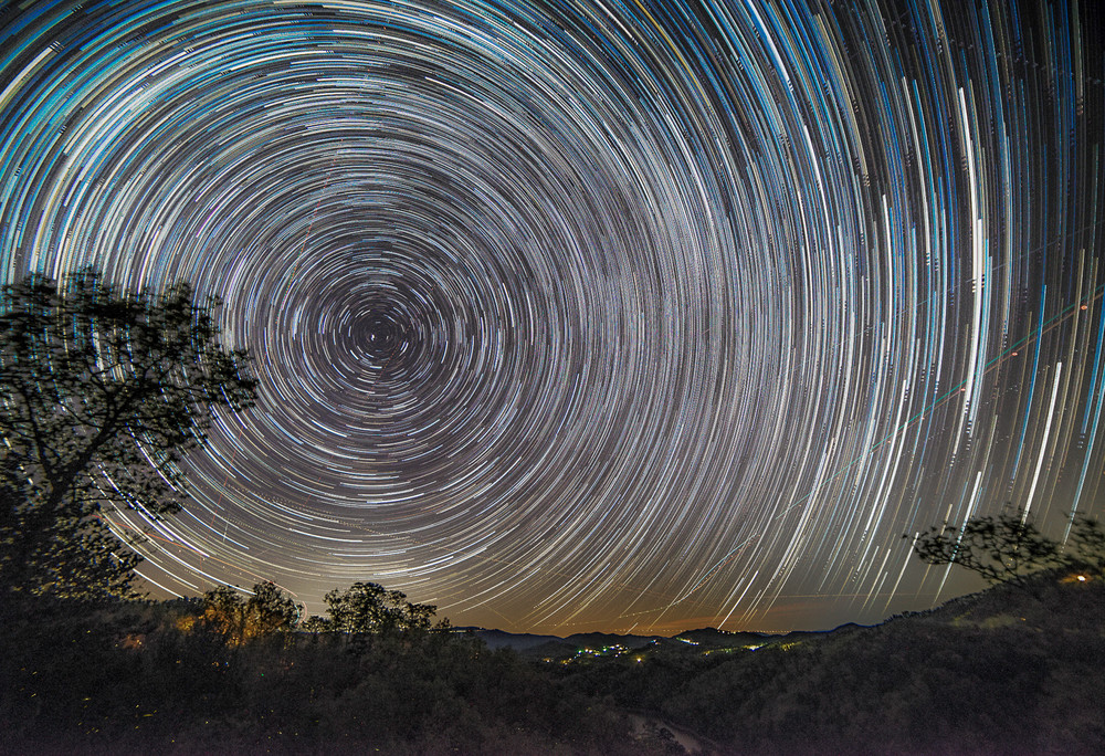 Starry Night Art | Drew Campbell Photography
