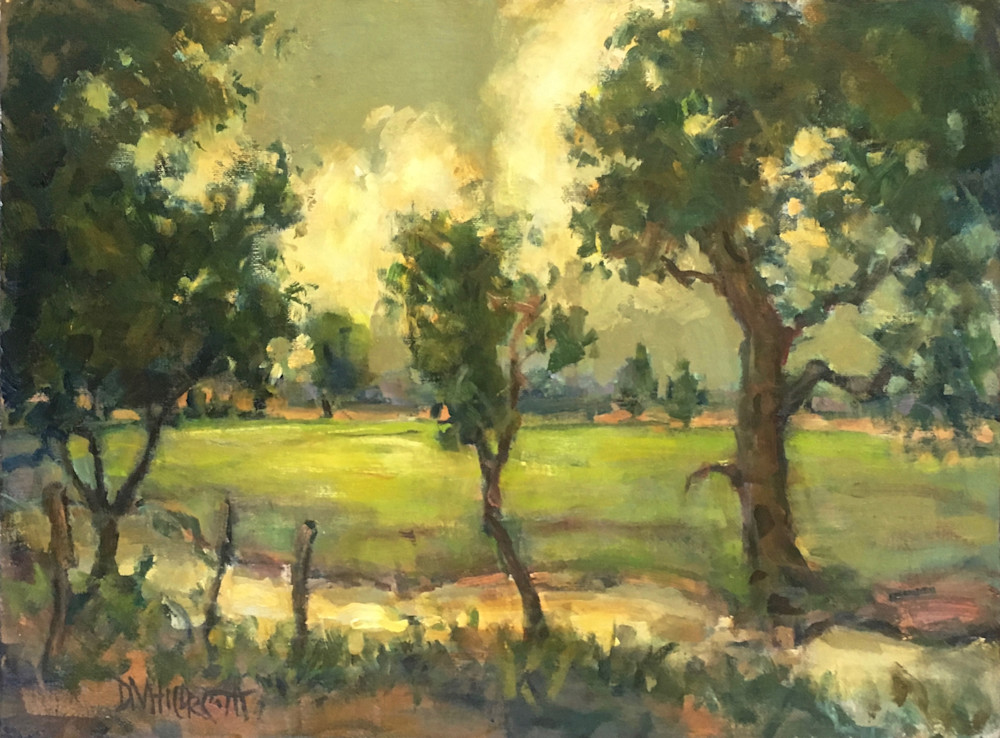 On The Way To Monet's House Art | donaldhildreth