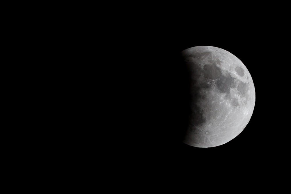 Lunar Photogrpahs | Images of Earth's Moon | Nathan Larson Photography