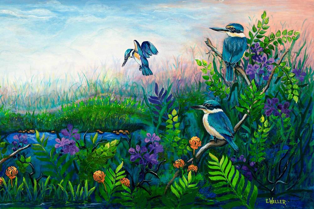 Kingfisher Habitat C