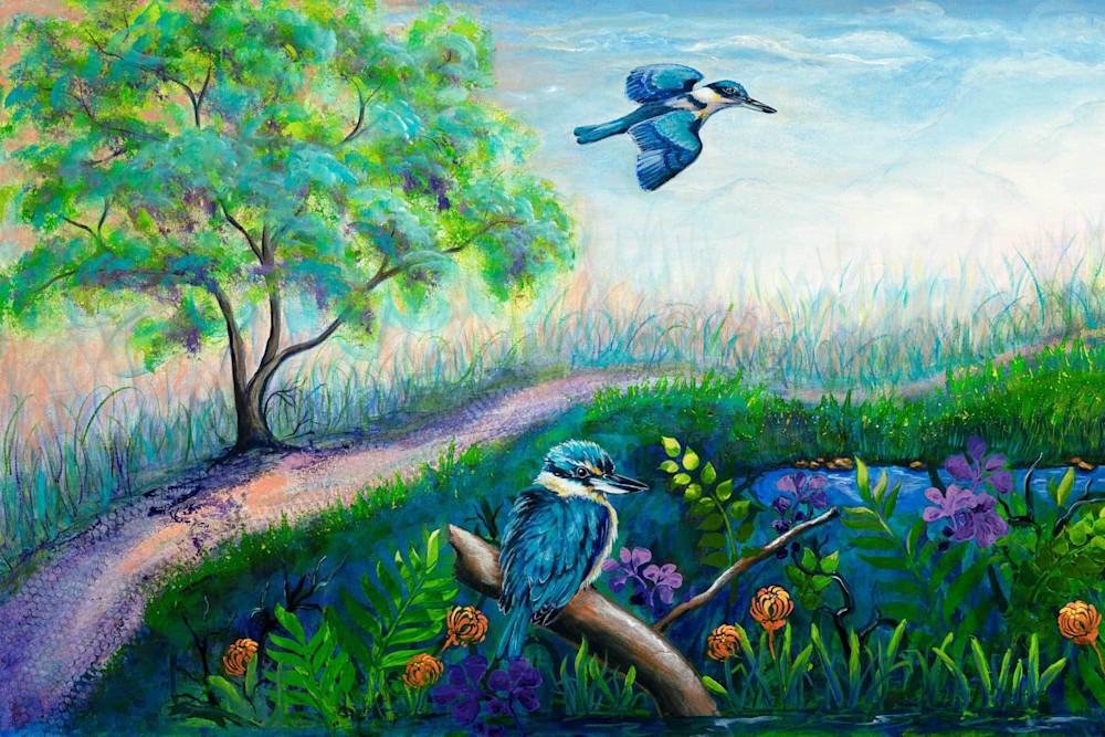 Kingfisher Habitat B