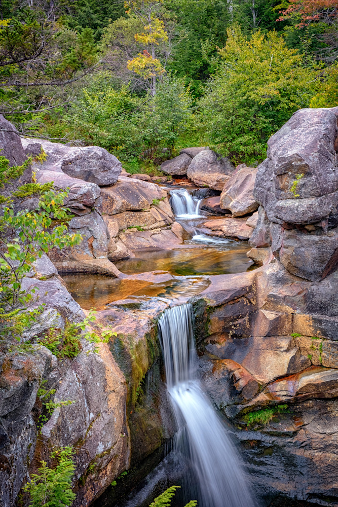 Overlooking Screw Auger Falls | Shop Photography by Rick Berk